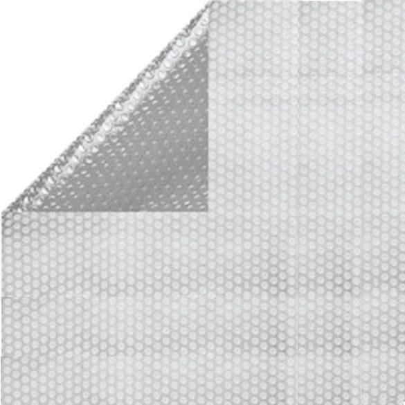 LUX 500 Crystal medence szolártakaró méretre vágható 4,5 x 9,0m
