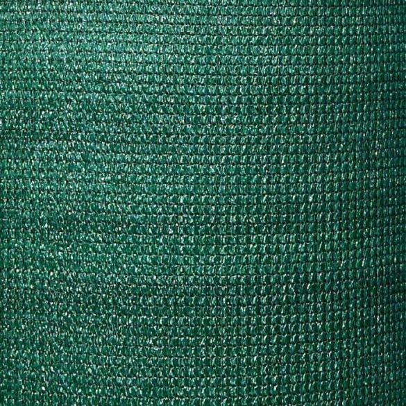 Árnyékoló háló medence fölé, kerítésre, MEDIUMTEX 2x50m sárga 90%-os takarás