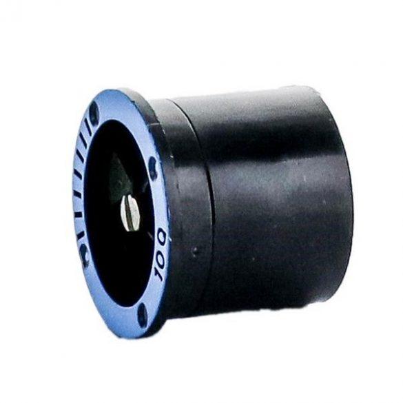Rain Bird Spray MPR fúvóka MPR-10Q - rögzített, 2,1 - 3,1 m - 90° - kék