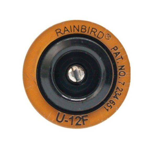 Rain Bird Spray kettős kiömlésű esőztető fúvóka U-12F - rögzített, 2,7 - 3,7 m - 360° - barna