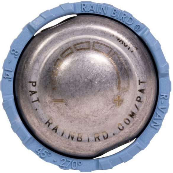 Rain Bird Rotary körbeforgó fúvóka R-VAN-14 - állítható, 2,4 - 4,6 m - 45 - 270° - kék