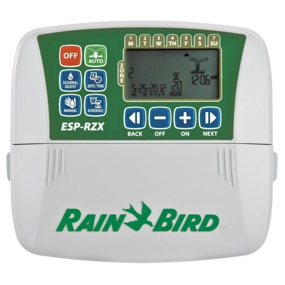 Rain Bird Öntözésvezérlő ESP-RZX4i - 4 körös, beltéri - Wifi előkészítéssel