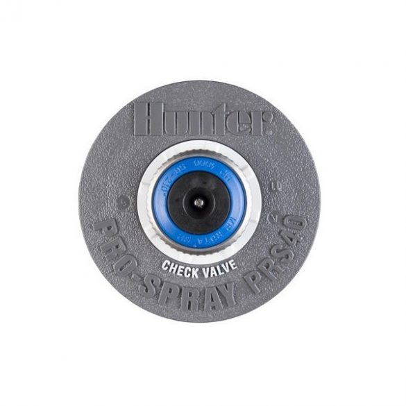 Hunter szórófejház Pro Spray PRS40 - PROS-04-PRS-40 - fúvóka nélkül - nyomásszabályzóval 2,8 bar - 10 cm kiemelkedés