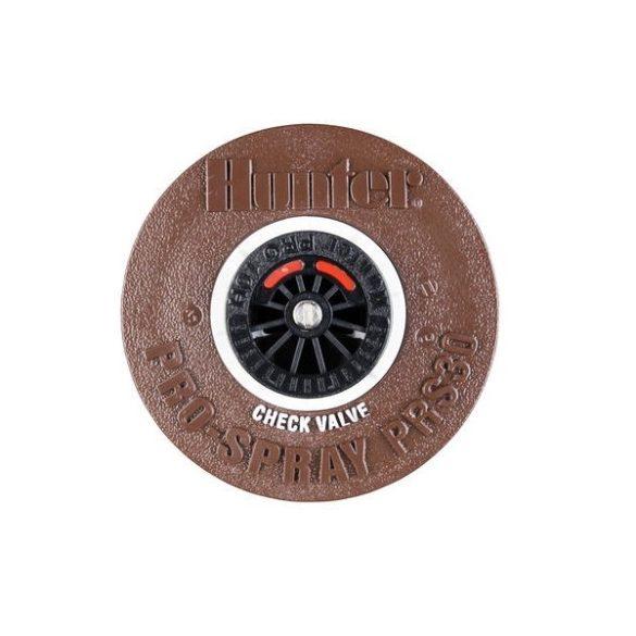 Hunter szórófejház Pro Spray PRS30 - PROS-04-PRS-30 - fúvóka nélkül - nyomásszabályzóval 2,1 bar - 10 cm kiemelkedés