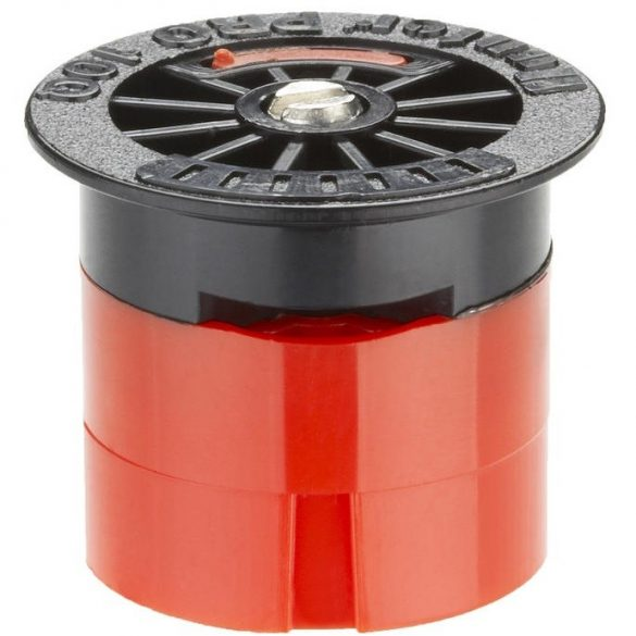 Hunter Spray fúvóka PRO-10Q - rögzített, 3,0 m - fix 90° - piros