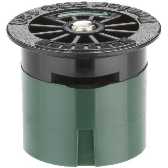 Hunter Spray fúvóka PRO-12Q - rögzített, 3,7 m - fix 90° - zöld