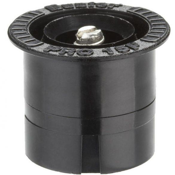 Hunter Spray fúvóka PRO-15F - rögzített, 4,6 m - fix 360° - fekete
