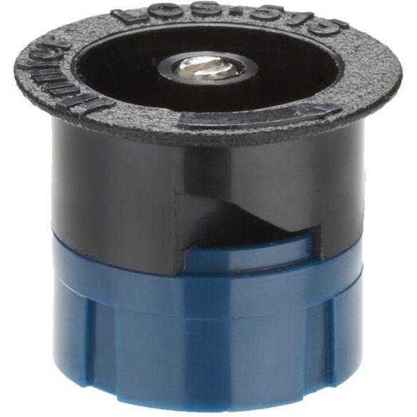 Hunter Spray sávöntöző, sávszóró fúvóka LCS-515 - rögzített, 1,5 × 4,6 m - bal sarokból, - mélykék