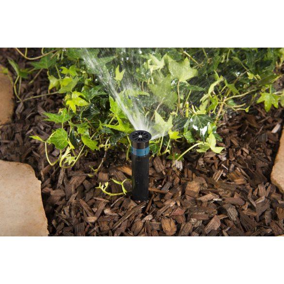 Hunter Spray sávöntöző, sávszóró fúvóka SS-530 - rögzített, 1,5 × 9,0 m - hosszú oldal közepéről, - mélykék