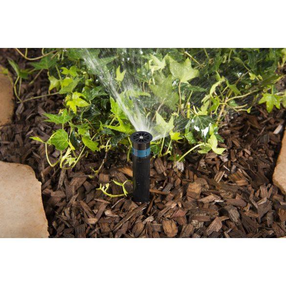 Hunter Spray sávöntöző, sávszóró fúvóka CS-530 - rögzített, 1,5 × 9,0 m - középről, - mélykék