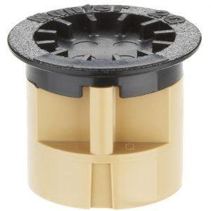Hunter rövid sugarú mikropermetező Spray fúvóka 2Q - rögzített, 0,6 m - fix 90° - világosbarna