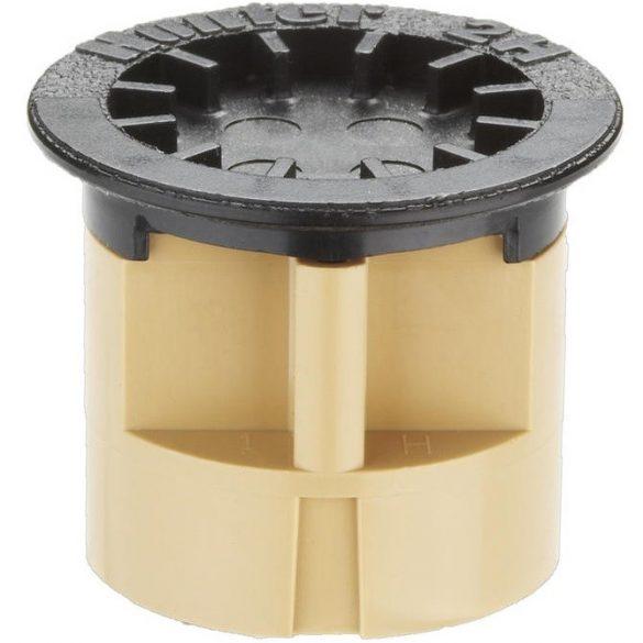 Hunter rövid sugarú mikropermetező Spray fúvóka 2H - rögzített, 0,6 m - fix 180° - világosbarna