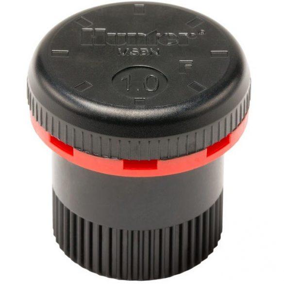 Hunter Spray buborékos, bubbler fúvóka MSBN-10F - 0,3 m, rögzített, fix 360° - piros