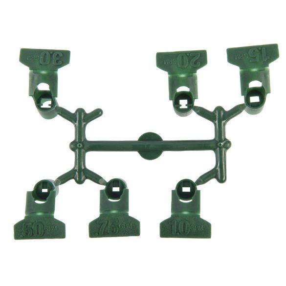 Hunter rotoros szórófej SRM-04 - 4,0-9,4 m - 40-360° - 10 cm kiemelkedés