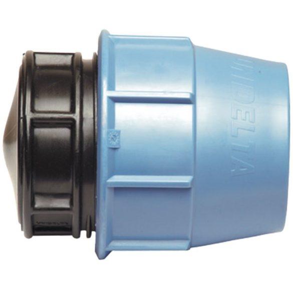 KPE záróelem 25mm