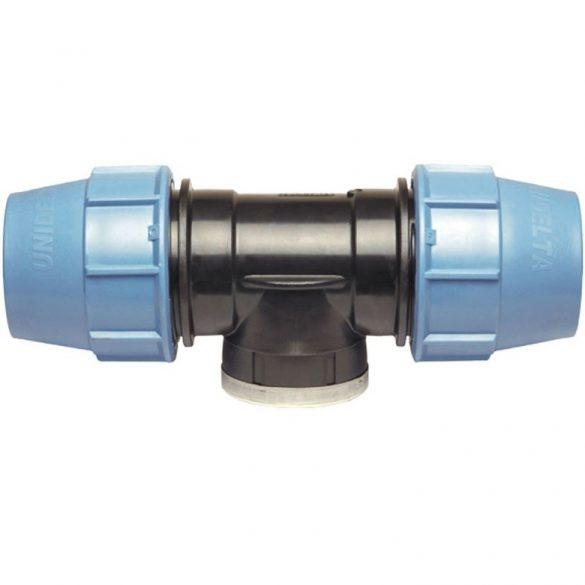 """KPE T-idom BM 25mm x 1/2"""" - Belső menetes"""
