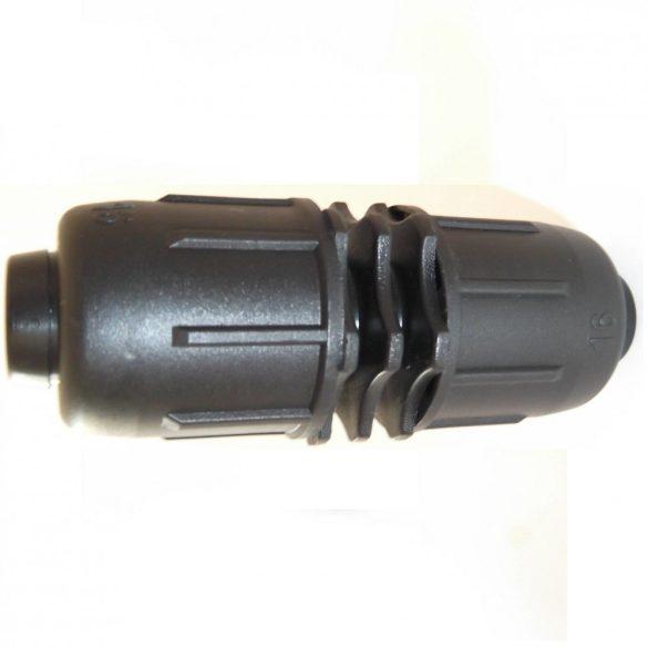 LPE egyenes toldó 16mm x16mm kúpos IT