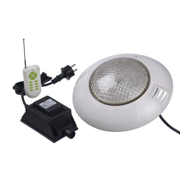 Medence világítás szett, LED-Spot 406 RGB, távirányítóval