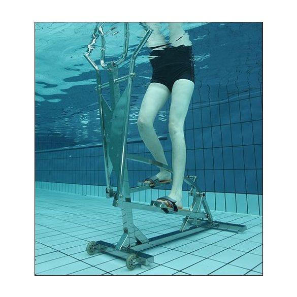 Elly vízalatti eliptikus tréner