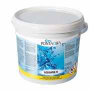 Aquamulti (200 gr) 3kg, 3in1 vízkezelő multi tabletta (AMU 030)
