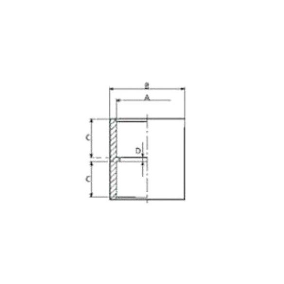 PVC idom, toldó, D63 mm