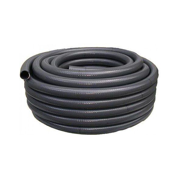 PVC nyomócső, flexibilis D50 mm (10 folyóméter)