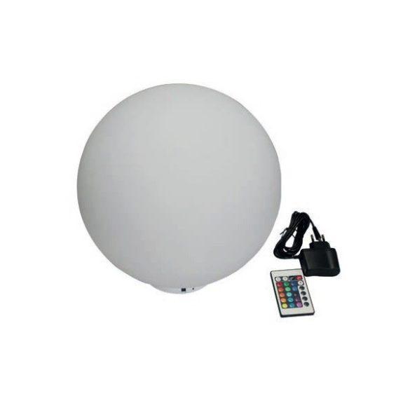 Úszó design LED lámpa, távirányítóval, gömb alakú
