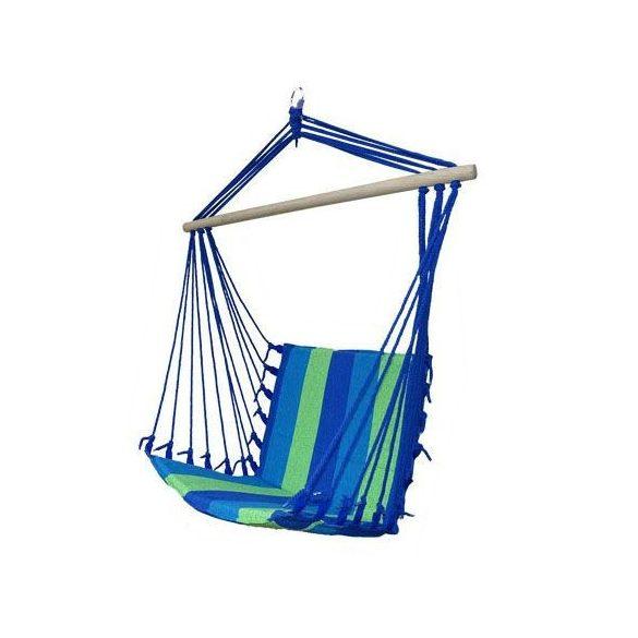 Függőszék- kék, teherbírás 95 kg