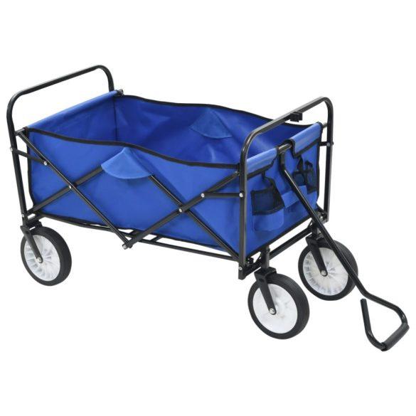 Összecsukható kocsi, kék