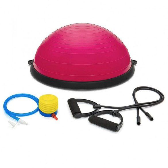 Egyensúly labda rózsaszín