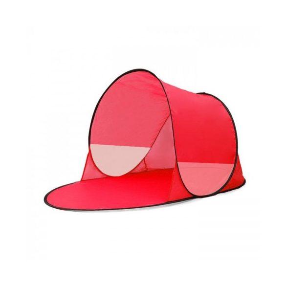 Strandsátor piros
