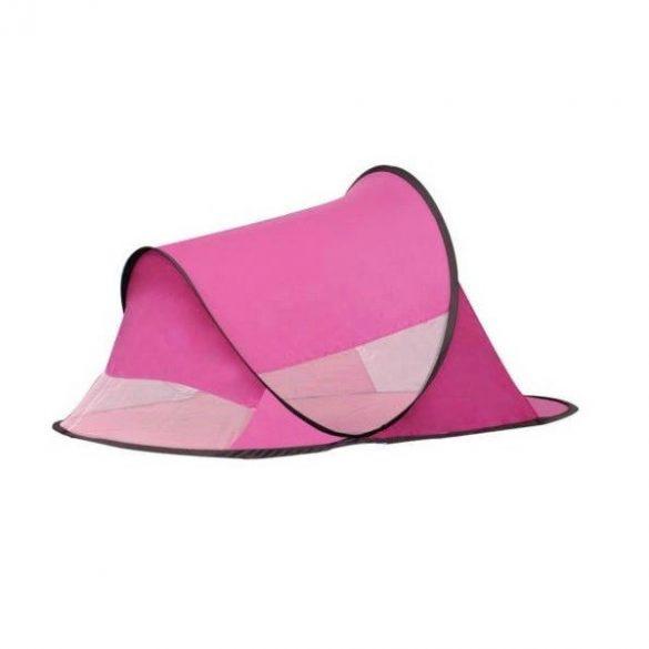 Strand sátor rózsaszín