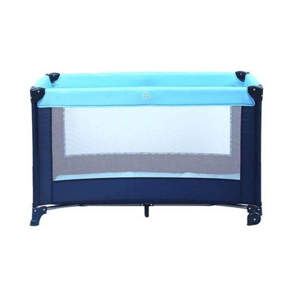 Utazó gyerek ágy BASIC, kék