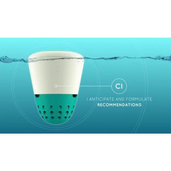 ICO intelligens vízelemző állomás