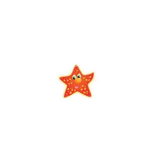 Víz alatti dekormatrica, tengeri csillag, 20 x 21 cm