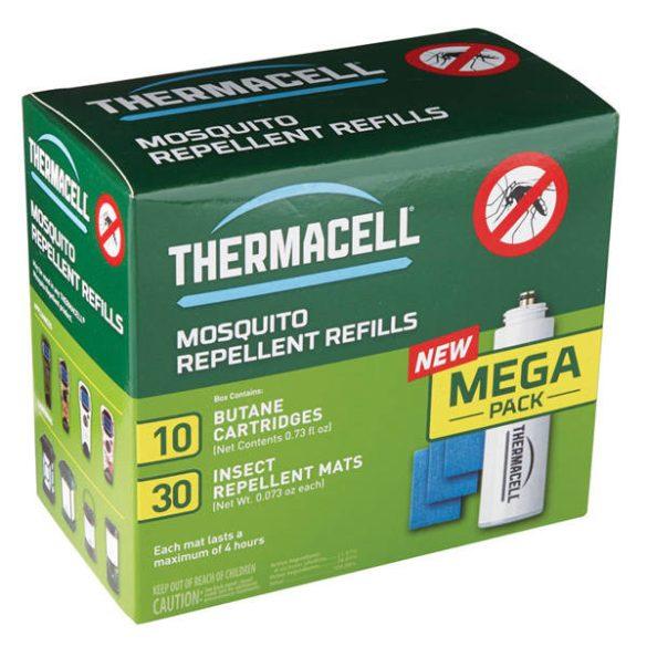 ThermaCell utántöltő Mega-Pack 10 palack   30 lapka - 120 órás