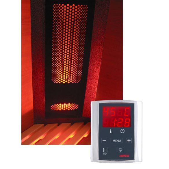 HARVIA külső infravezérlő max 3,5kW, digitális, CG36230