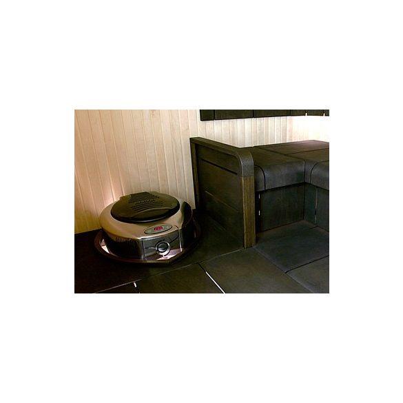 Harvia Forte hőtárolós szaunakályha beépített digitális vezérléssel AF6 6,0kW