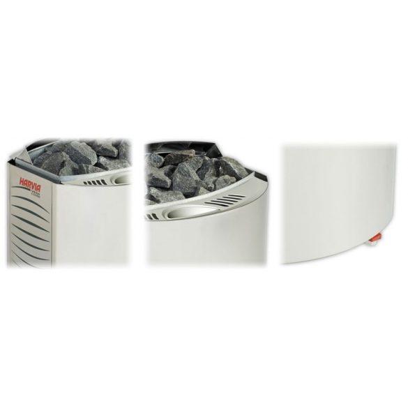 Harvia Vega Combi szaunakályha vezérlő nélkül BC60SE 6kW