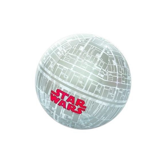 Star Wars Halálcsillag mintájú strandlabda D61cm