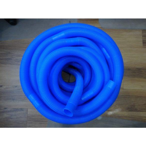 Gégecső D38 mm 1,5m-es tagonként, kék