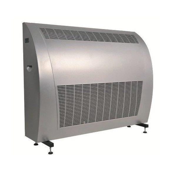 DRY 800 fémházas páramentesítő légfűtő kaloriferrel