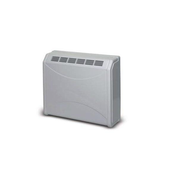 DRY 400 páramentesítő falon keresztüli kivitel légfűtő kaloriferrel