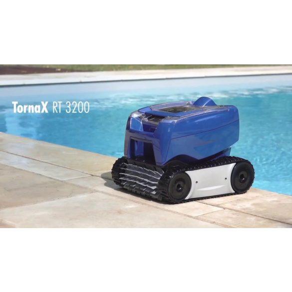 Automata porszívó, Zodiac Tornax Pro RT3200