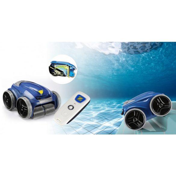 Zodiac Vortex 4WD Pro RV 5500 automata vízalatti medence porszívó robot, bemutató darab – 3 év garancia