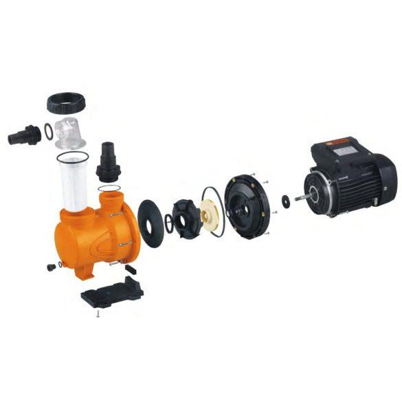 Orange előszűrős szivattyú 4m3/h