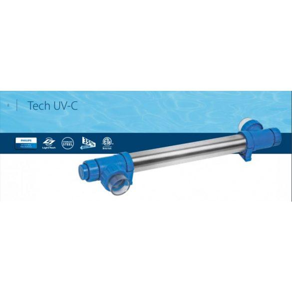 UV fertőtlenítő, Blue Lagoon UV-C Tech 40m3 sóbontós medencéhez