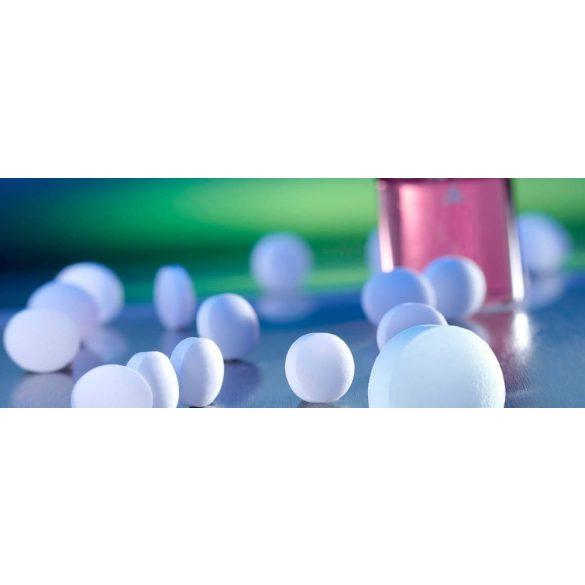 Tablettás teszter klór/pH/lúgosság/kálcium/cyanursav