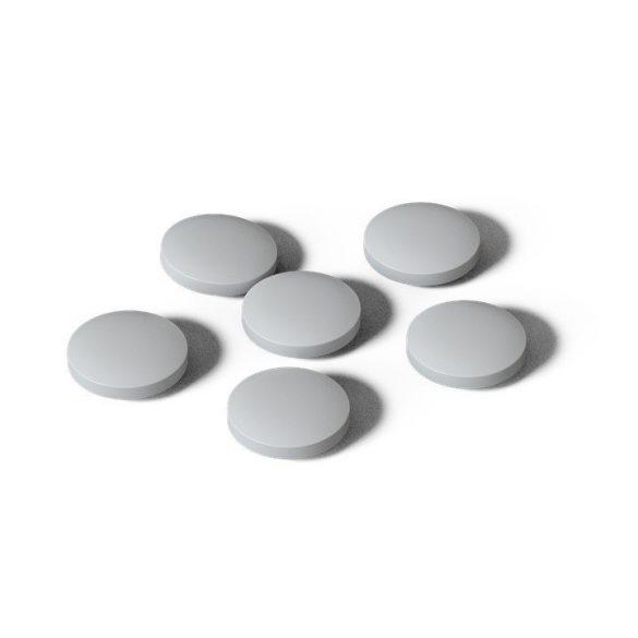 Tablettás teszter pH / Aktív oxigén méréséhez