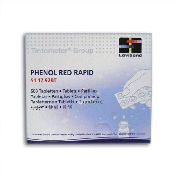 500 db tabletta pH mérőhöz